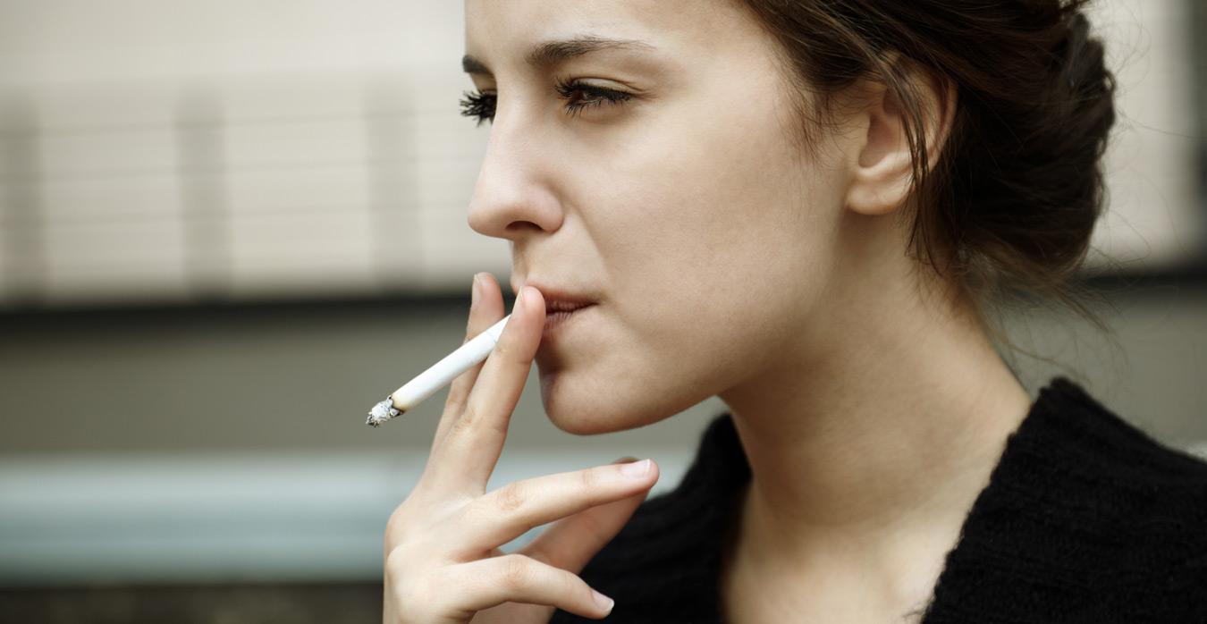 La rinoplastia y el tabaco
