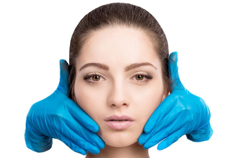 Cirugía facial de feminización