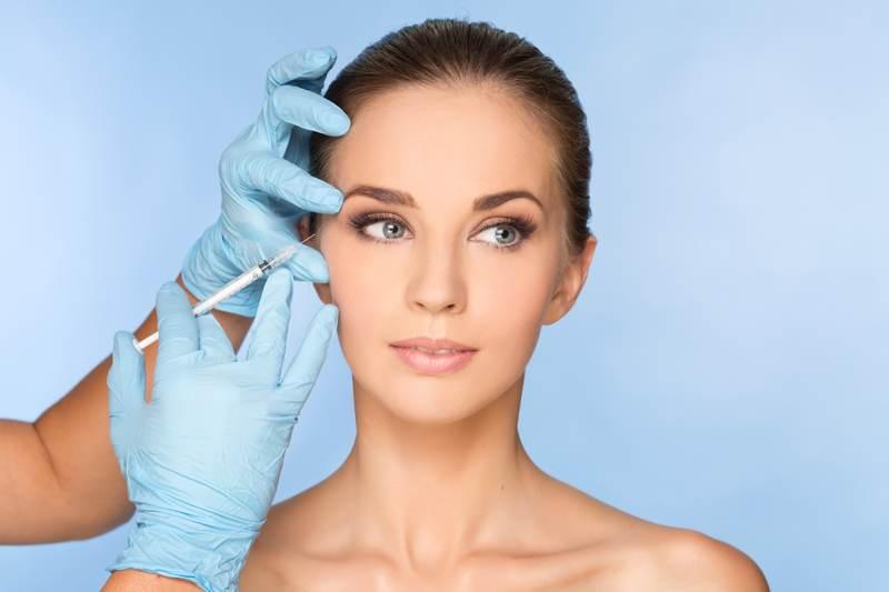 Las inyecciones de Botox pueden mejorar la apariencia de las cicatrices faciales