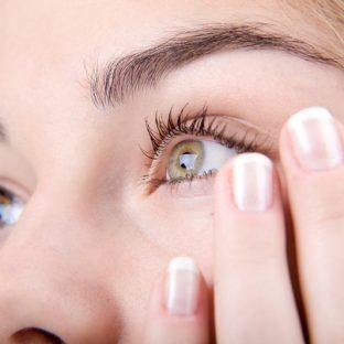 bolsas debajo de los ojos sin cirugía